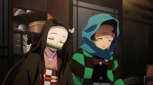 tanjiro y nezuko chan