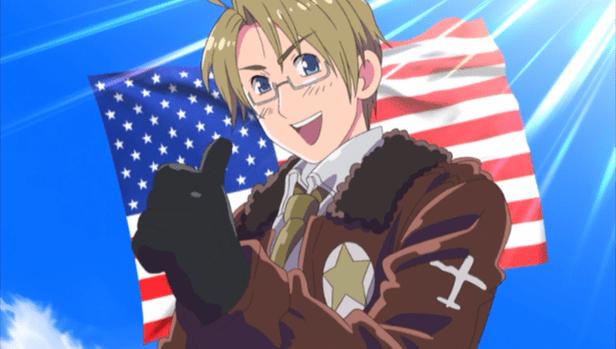 América de hetalia