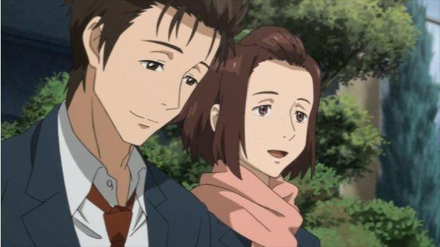 shinichi izumi con novia