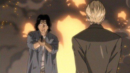 monstruo anime tenma y johan