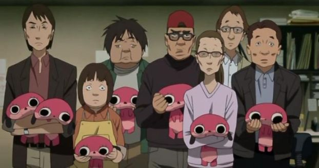 paranoia agente anime