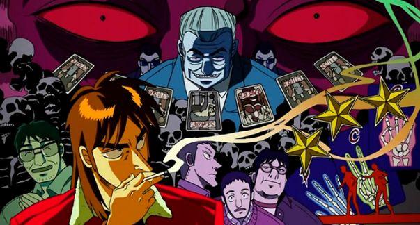kaiji juego apocalipsis anime