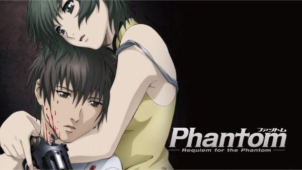 réquiem fantasma para el anime fantasma