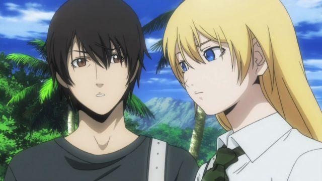 btooom personajes de anime