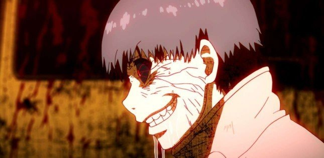 tokyo ghoul episodio 2 anime