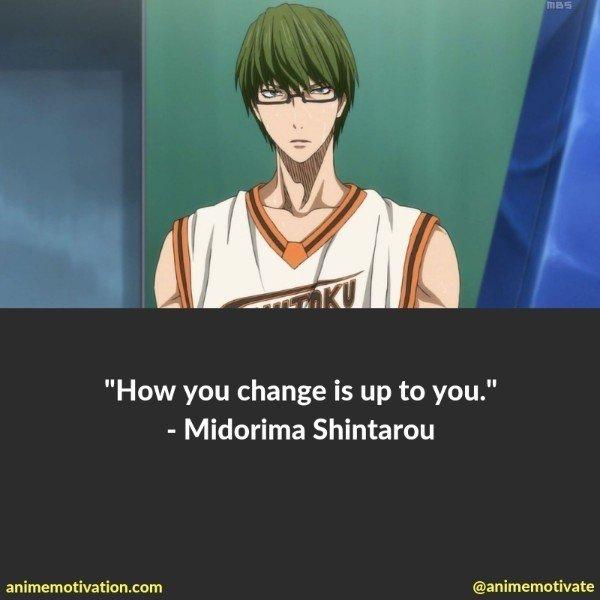 Citas de Midorima Shintarou 1
