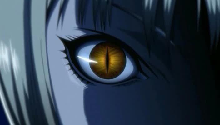 claymore clare ojos