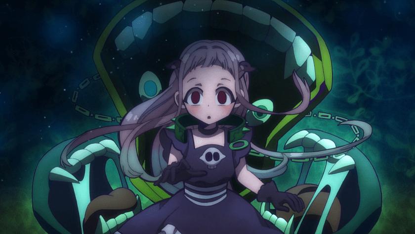 Jibaku shounen hanako-kun awesone animación