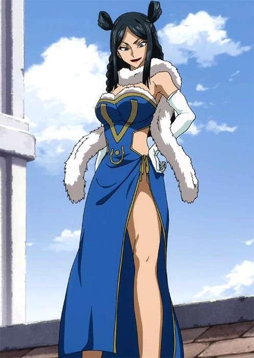 Minerva de la cola de hadas