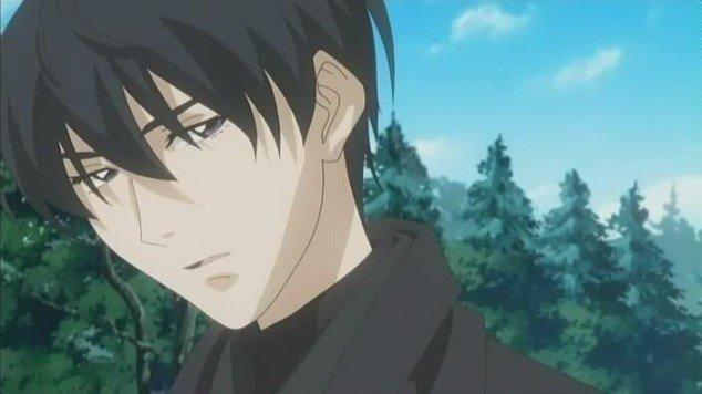 kazuya shibuya fantasma caza anime