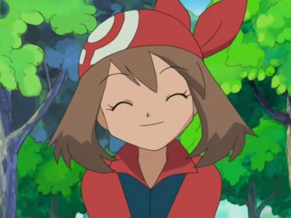 puede sonreír pokemon