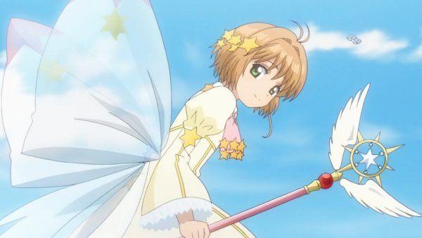 chica anime mágico