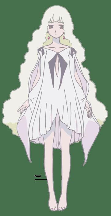 25 de las chicas anime más majestuosas con pelo blanco