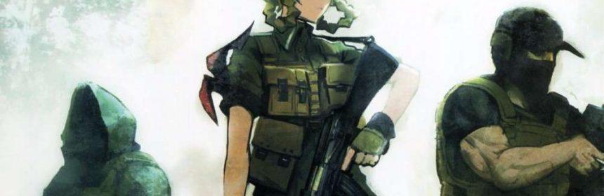 mejores animes militares