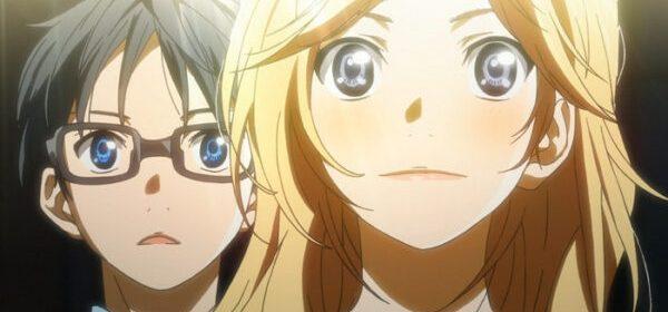 lindas parejas de anime