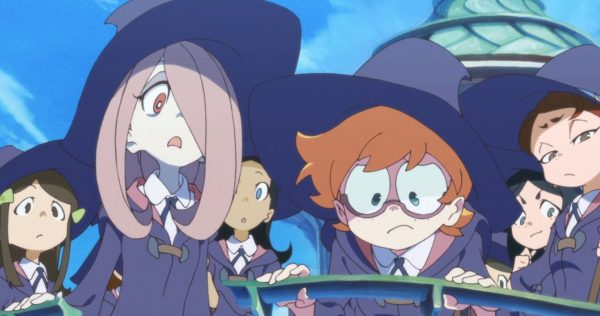 pequeña academia de brujas