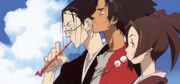 mejor anime de samuráis de acción