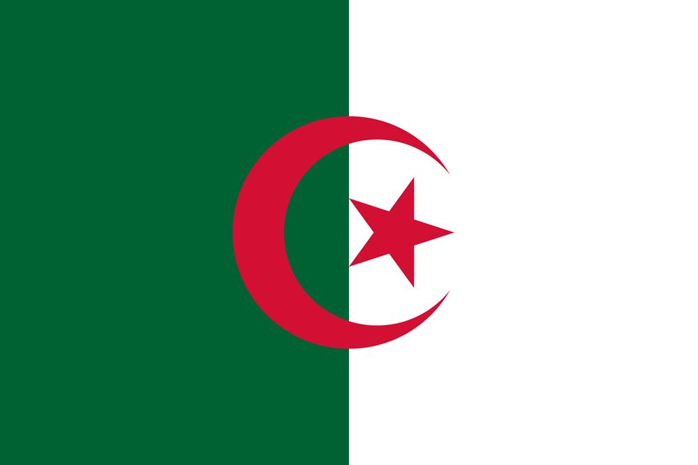 argelia bandera media