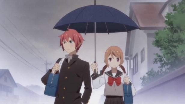 serie de anime como Tsurezure Children