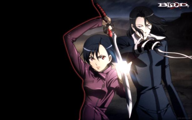 sangre más-anime