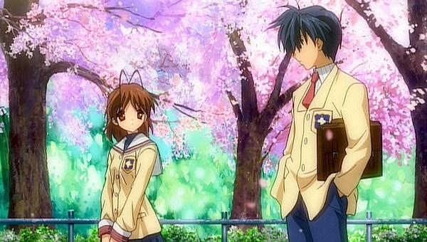 clannad romance anime