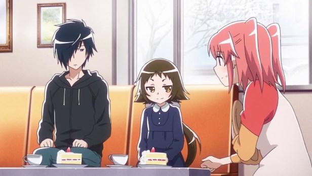 comprometido con el anime no identificado