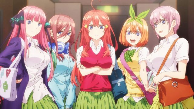 quintessential quintuplets sisters twins